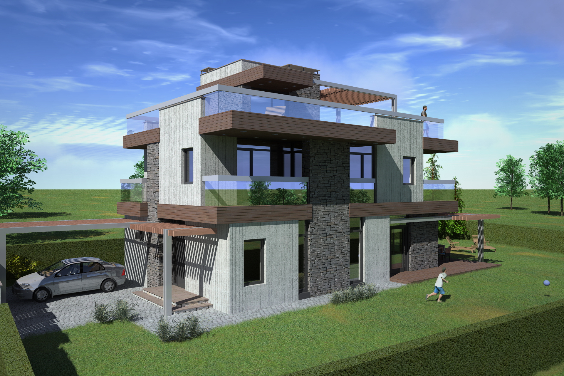 Contemporary House Voinegovci 01.jpg